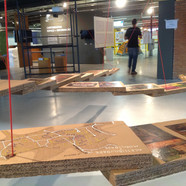 Co-curation of Saramandaia Exists (Participatory plan) Exhibition in the X International Architecture Biennale of São Paulo, Ufba, Lugar comum