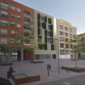 Youth apartments in Poble Nou, Barcelona