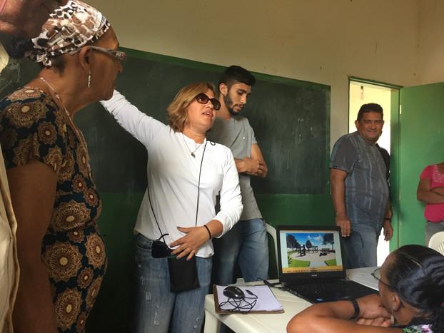 Participatory plan Morro do Chapéu, multimãos I uniruy
