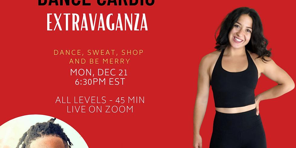 Holiday Dance Cardio Extravaganza