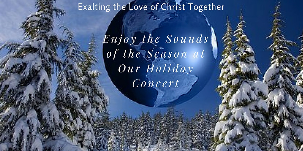 Higher Hope Christian Ministries Holiday Event