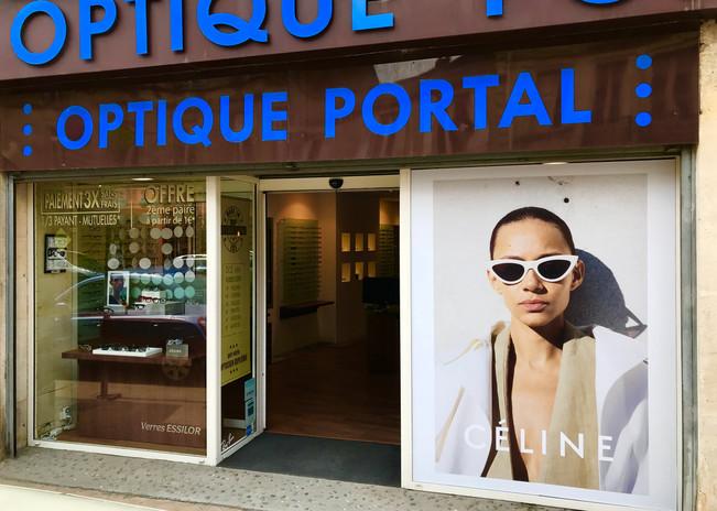 Magasin Optique Portal aux Chartrons