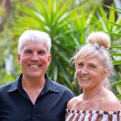 Mark and Gayle Forbes, Sunshine Coast