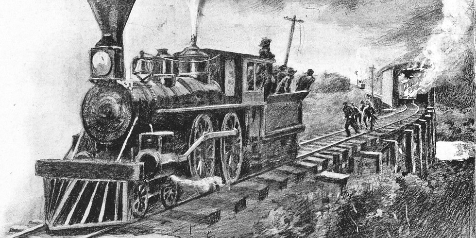 Great Locomotive Chase Gallery Tours