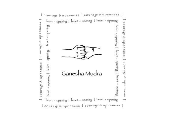 Ganesha Mudra