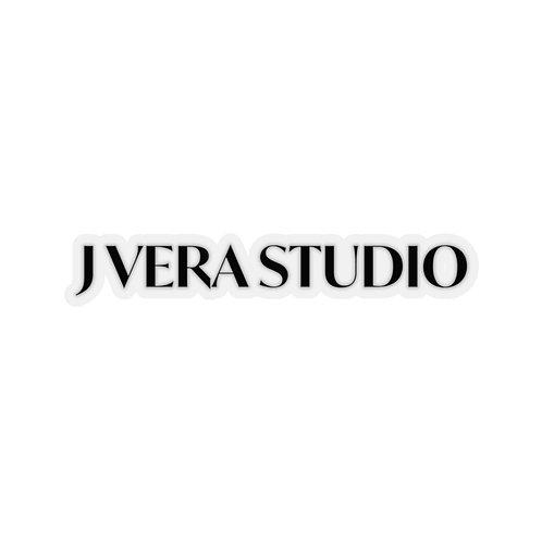 J Vera Studio Kiss-Cut Stickers