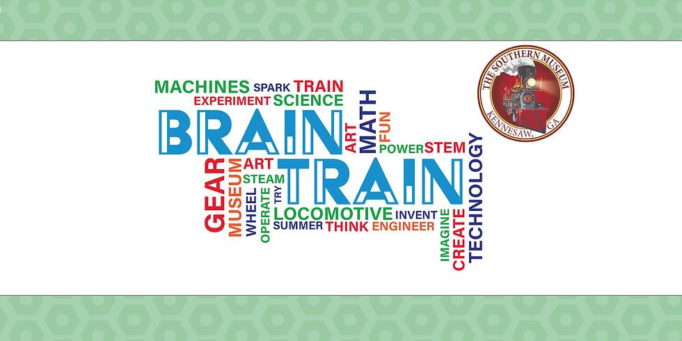 Brain Train - Civil War Boats (10am)