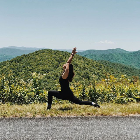 2019 Blue Ridge Mountains North Carolina
