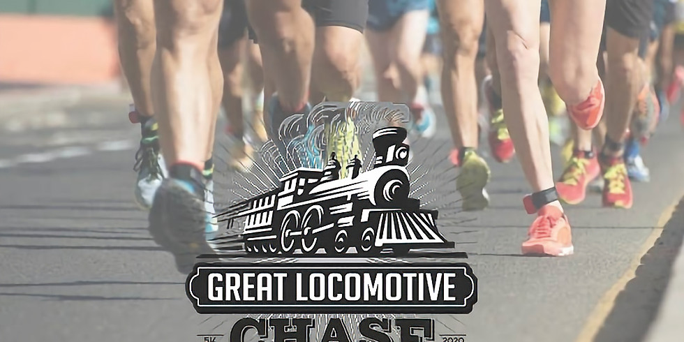 12th Annual Great Locomotive Chase 5K