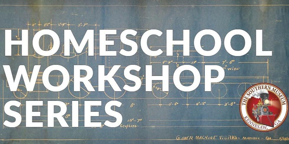 Homeschool Workshop (1pm)