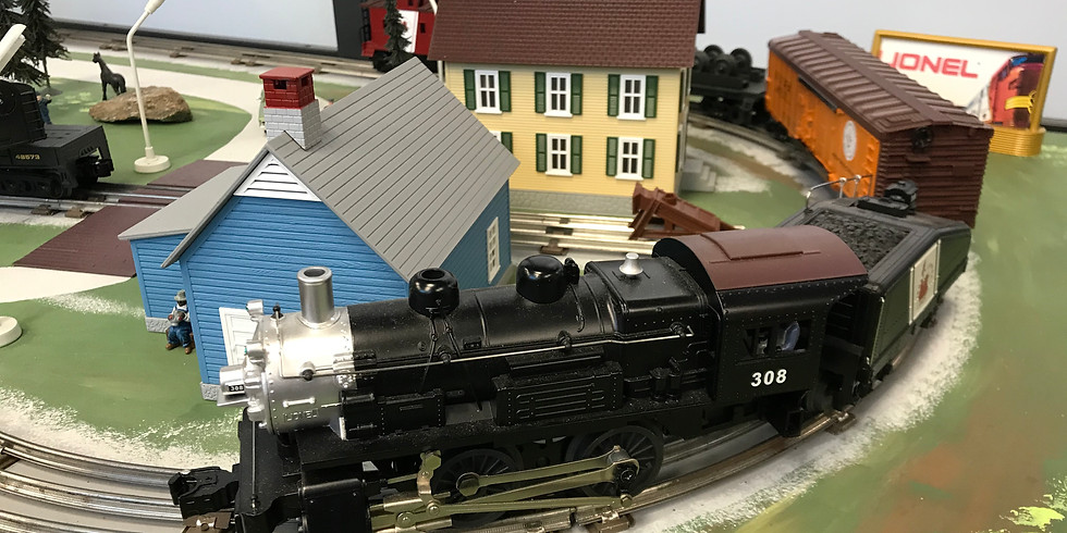 Model Railroading Fun