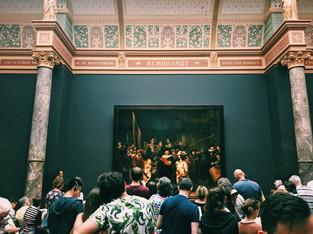 Museum Spectators
