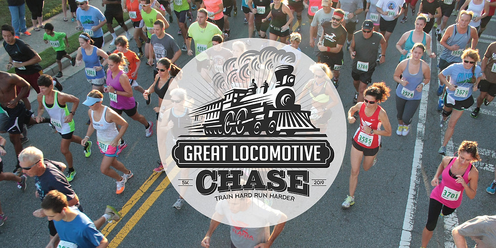 11th Annual Great Locomotive Chase 5K