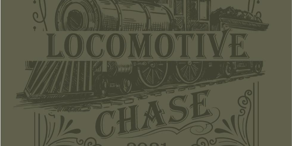 2021 Great Locomotive Chase 5K