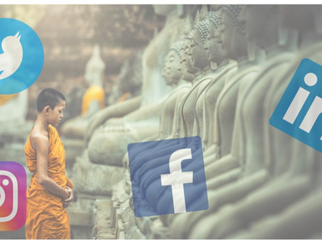 How Social Media Impedes Awakening