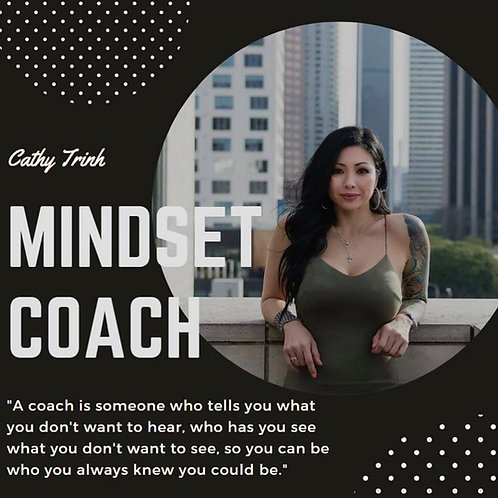 1:1 Inspiration Session with Cathy