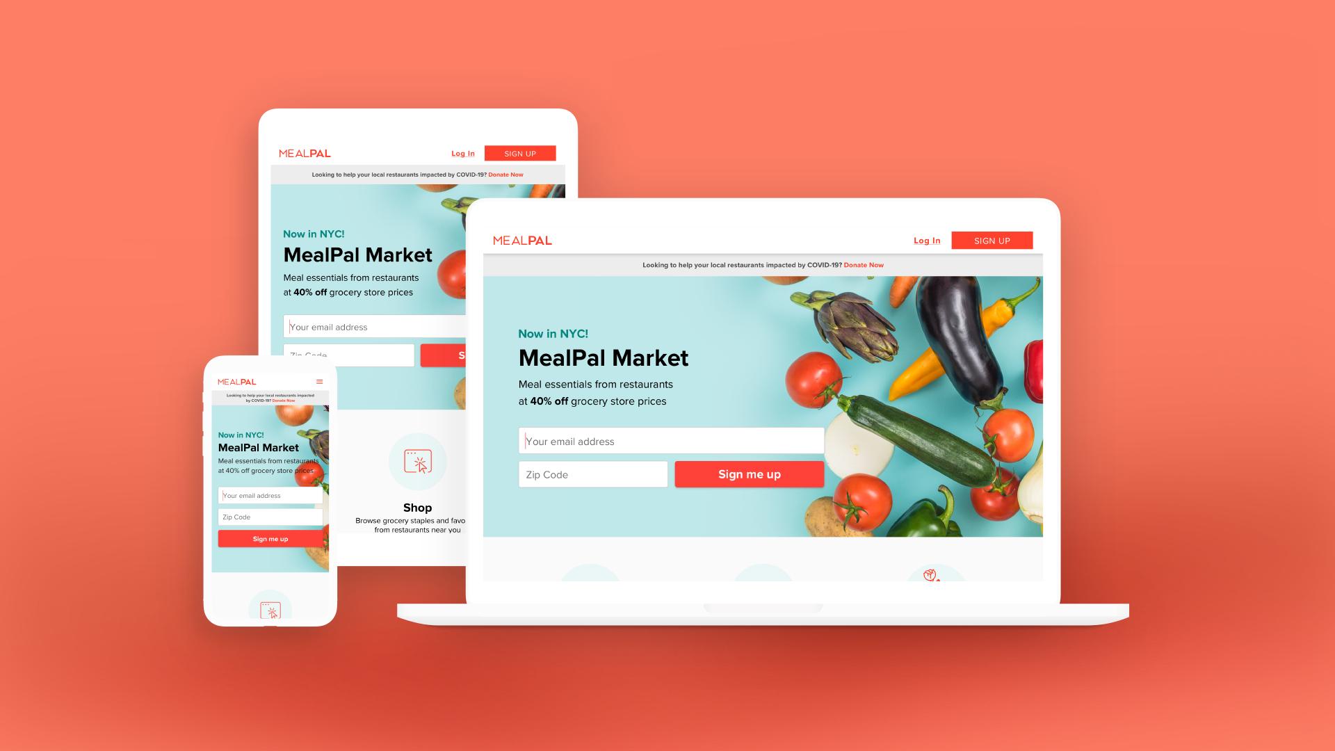 MealPal Market