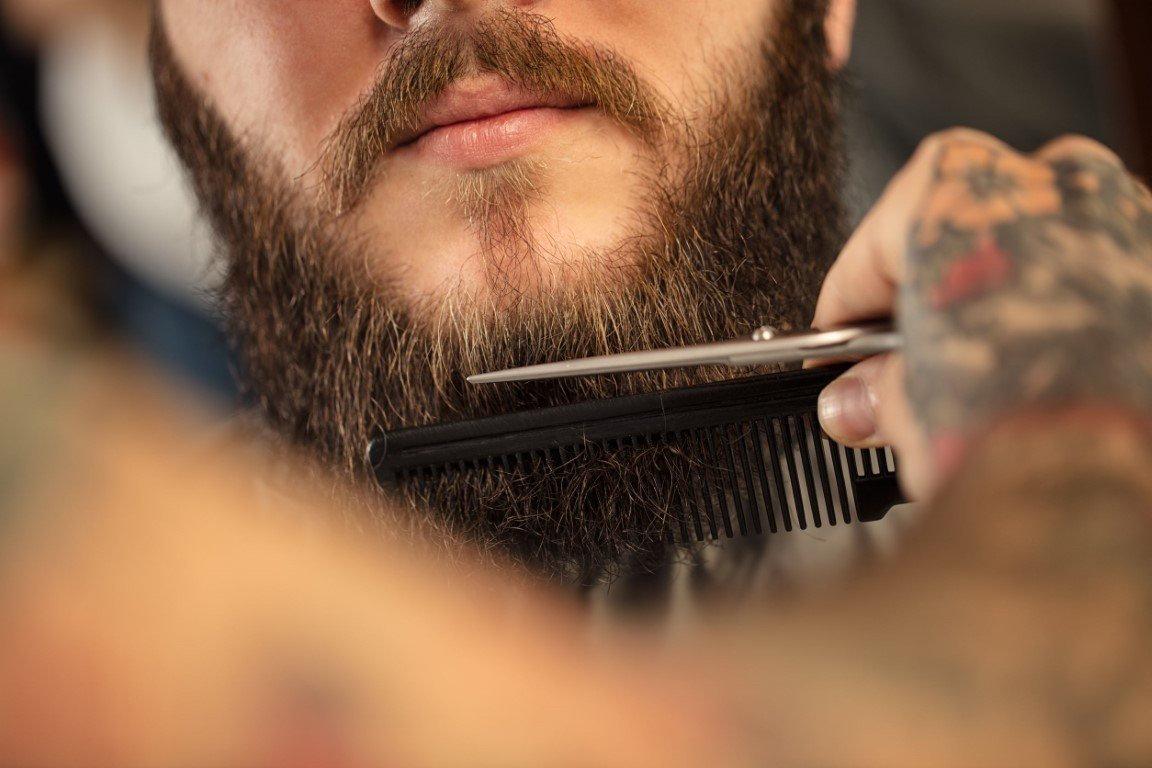 Knippen  en baard