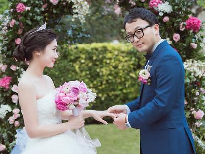 HW wedding 戶外婚禮照片