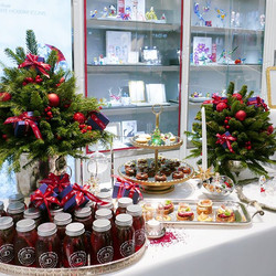 AW project - Xmas candy bar for Swarovsk