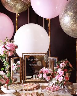 0519 MC Royal Wedding ❤️___粉色金色的princess