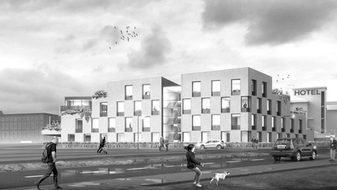 Student Housing at the University of Iceland