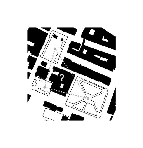 Connection between public spaces