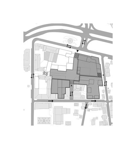 Four car parks