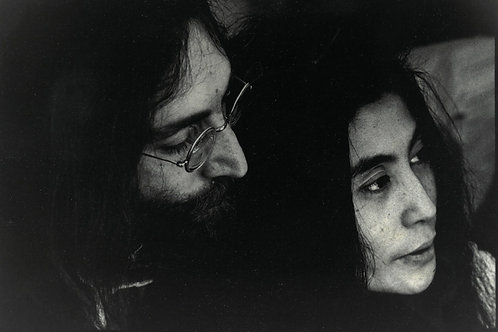 Yoko Ono & John Lennon a Honeymoon for Peace