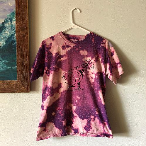Pink and Purple MUNCH Shirt