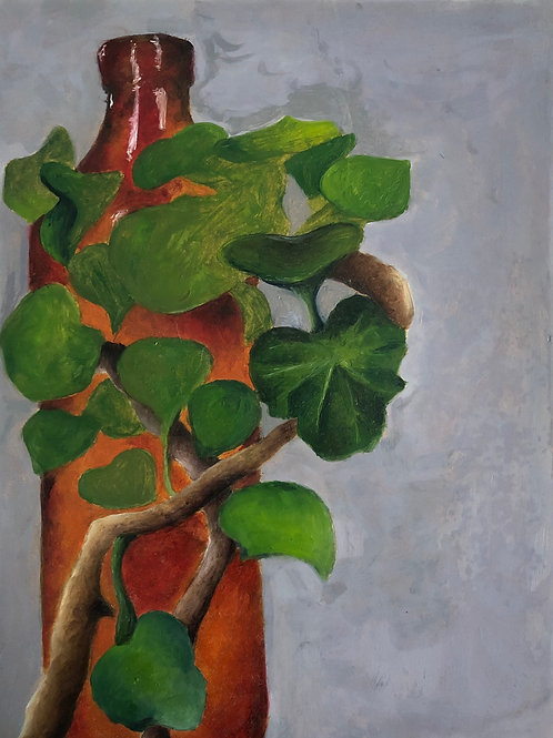 Oil Paint Study (WY)