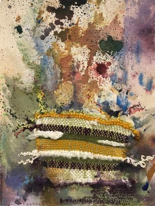 Weaving//Painting
