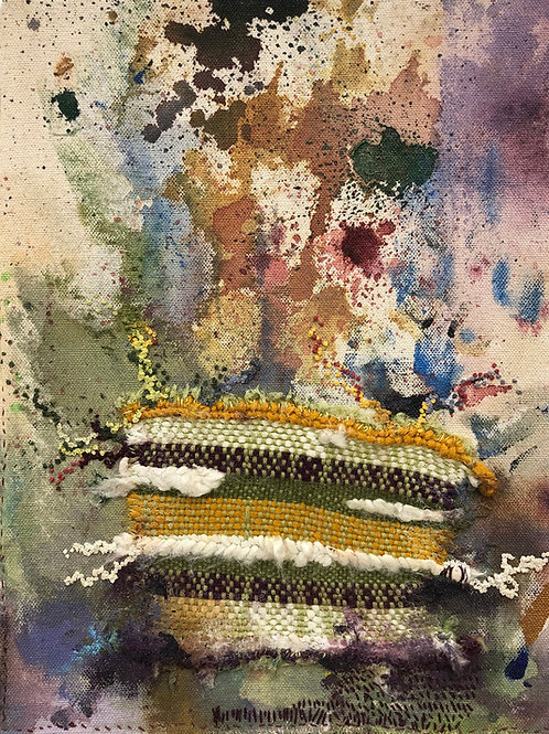 Weaving // Painting