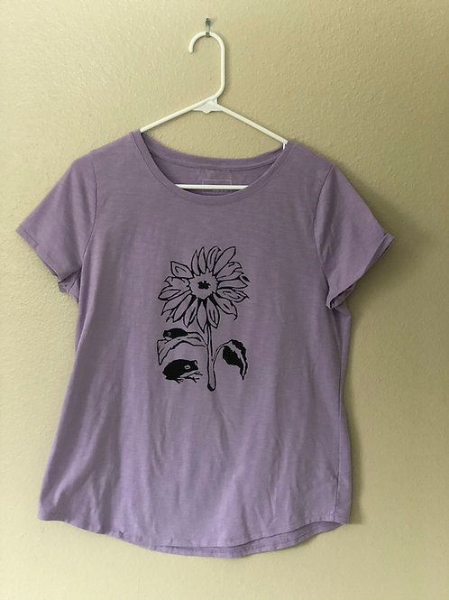 Lavender Toad shirt