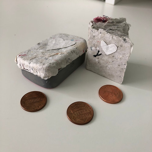 Tiny Illustrated Book of Good Luck Symbols