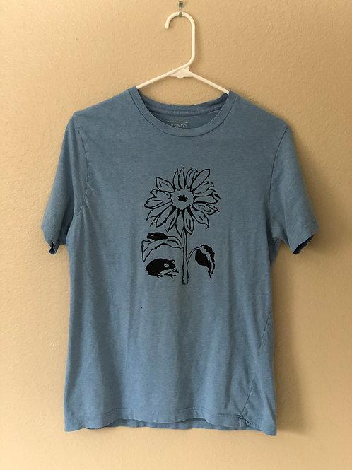 Light Blue Toad Shirt