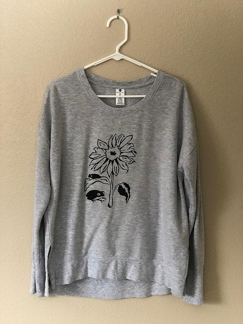 Gray Toad Sweatshirt