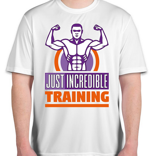 Dri Fit Just Incredible Training T-shirt White