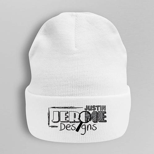 Justin Jerome Designs Brand Beanie