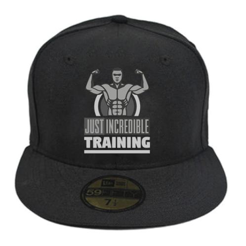 Just Incredible Training New Era Colaboration Snapback Black