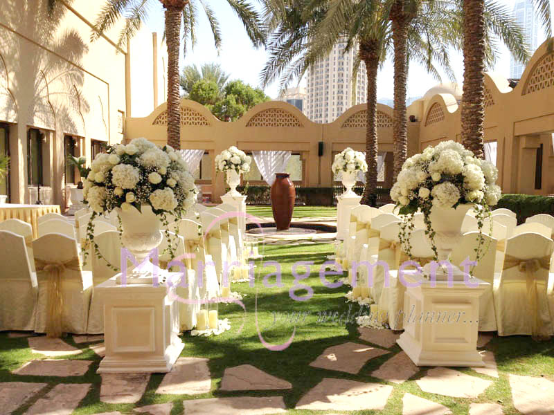 Wedding Ceremony Dubai
