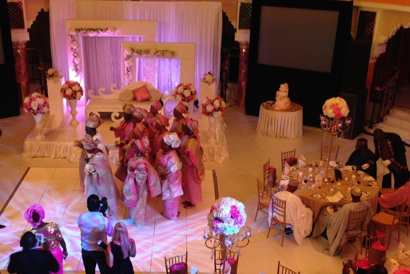 Nigerian Wedding Dubai