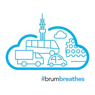 Birmingham Clean Air Zone brum breathes.