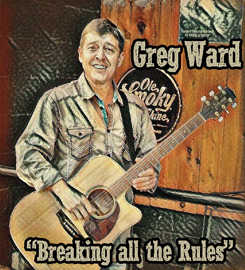"""Breaking All The Rules"" Autographed by Greg Ward"