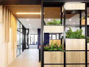 Large Commercial Architecture Shortlist: Caspak Packaging