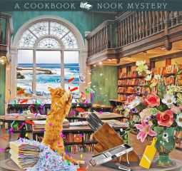 Shredding the Evidence: A Cookbook Nook Mystery by Daryl Wood Gerber