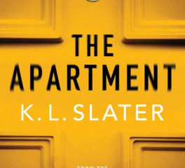 The Apartment by K. L. Slater