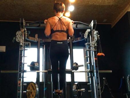 ボディメイクと身体の柔軟性について