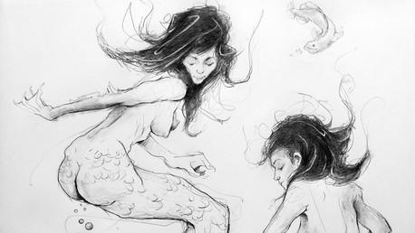 Farting Mermaids
