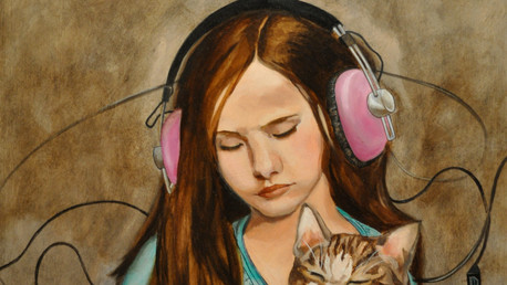 Im in ur life and here to stay